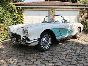 1961 Chevrolet Corvette For Sale by Auction