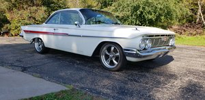 1961 Chevrolet Impala Bubble Top For Sale