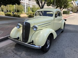 Picture of 1936 CHEVROLET COUPE SOLD