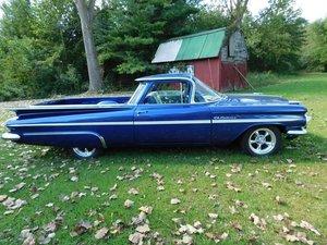 1959 Chevrolet El Camino (Carleton, MI) $49,900 obo