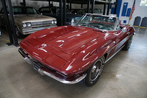 1965 Chevrolet Corvette Roadster 327 V8  For Sale