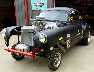 Picture of 1949 Chevrolet Custom Gasser Fast & Fun 355(~)350 $41.3k For Sale