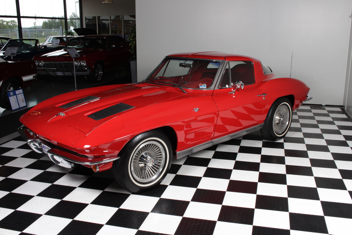 1963 63' Split window corvette 340hp / 4 spd numb match ! For Sale (picture 1 of 6)