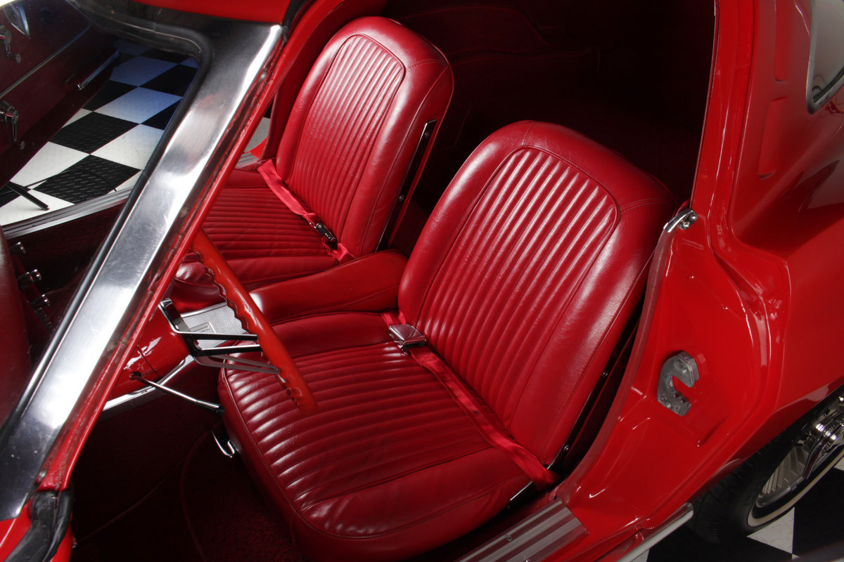 1963 63' Split window corvette 340hp / 4 spd numb match ! For Sale (picture 3 of 6)