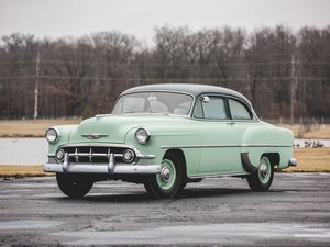 1953 Chevrolet 210 Deluxe Two-Door Sedan  For Sale by Auction
