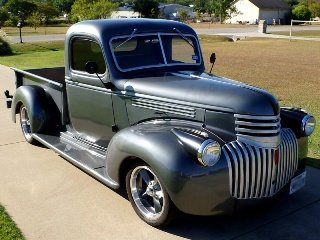 1941 Chevy Pickup Truck All Custom Mods Fresh 350 Auto $39.7 For Sale