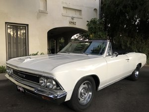 1966 *** Chevrolet Chevelle 350