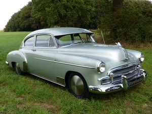 1950 rare US Fastback Saloon