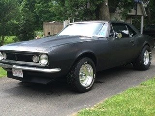 1967 Chevrolet Camaro (Belchertown, MA) $23,500 obo For Sale
