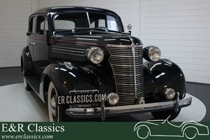 Chevrolet Master Deluxe Sedan 1938 Beautiful condition For Sale