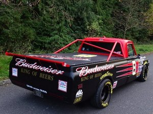 Picture of 1971 Chevrolet Chevy 7.4 BUDWEISER NASCAR TRIBUTE TRUCK SOLD