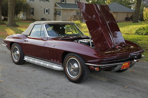 1965 Corvette Stingray C2 - The Best in the UK