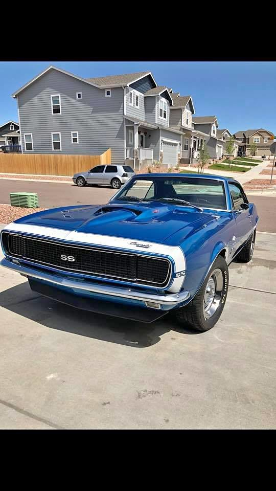 1967 Camaro RS/SS (Colorado Springs, CO) $94,995 obo For Sale (picture 1 of 6)