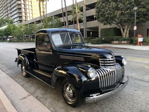 1946 CHEVROLET 1/2-TON PICKUP For Sale