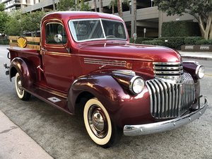 Picture of 1945 CHEVROLET PICKUP SOLD
