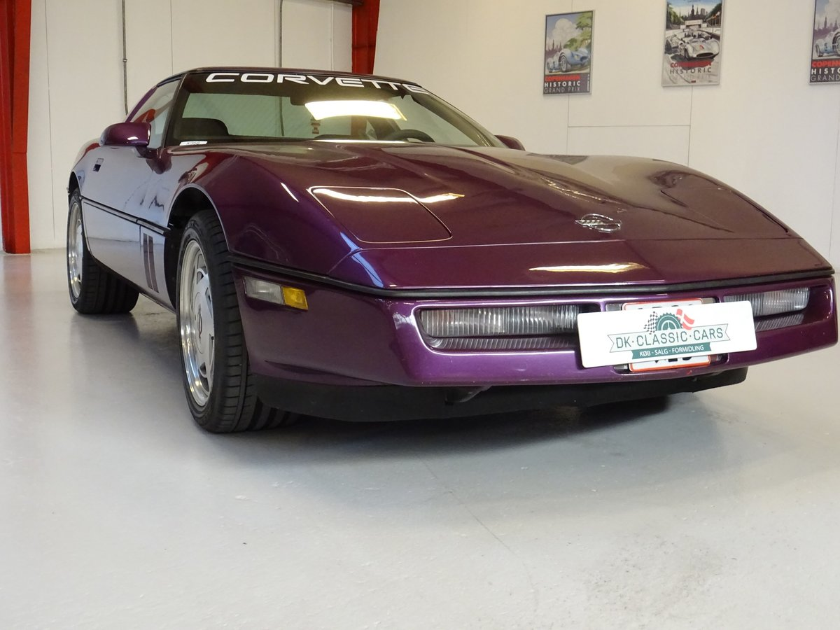 1985 Chevrolet Corvette C4 Coupe SOLD (picture 1 of 6)