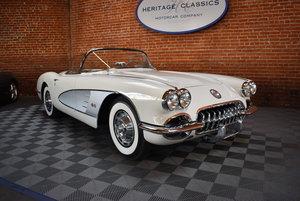 1960 Chevrolet Corvette SOLD