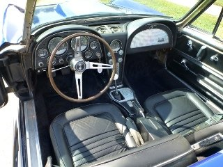 1967 Chevy Corvette Big Block Roadster Fast 427 + 4 speed For Sale (picture 4 of 6)