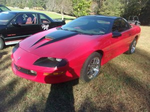 1997 Camaro Z28 Coupe SS T-Tops 30th Anniv Edit $8.5k