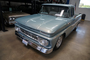 1962 Chevrolet C10 Custom Fleetside Short Bed Pick Up
