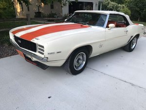 1969  Chevrolet Camaro Z11 Indy 500 Pace Car Convertible