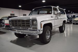1977 Chevrolet Blazer K5 For Sale