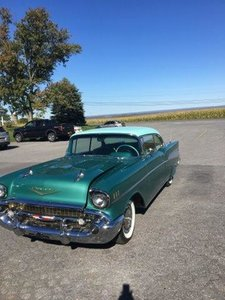 Picture of 1957 Chevrolet Bel Air 2 door hardtop (New Hartford, NY) For Sale