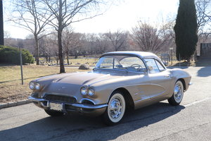 Extremely Well Preserved 1961 Chevrolet Corvette #22168 For Sale