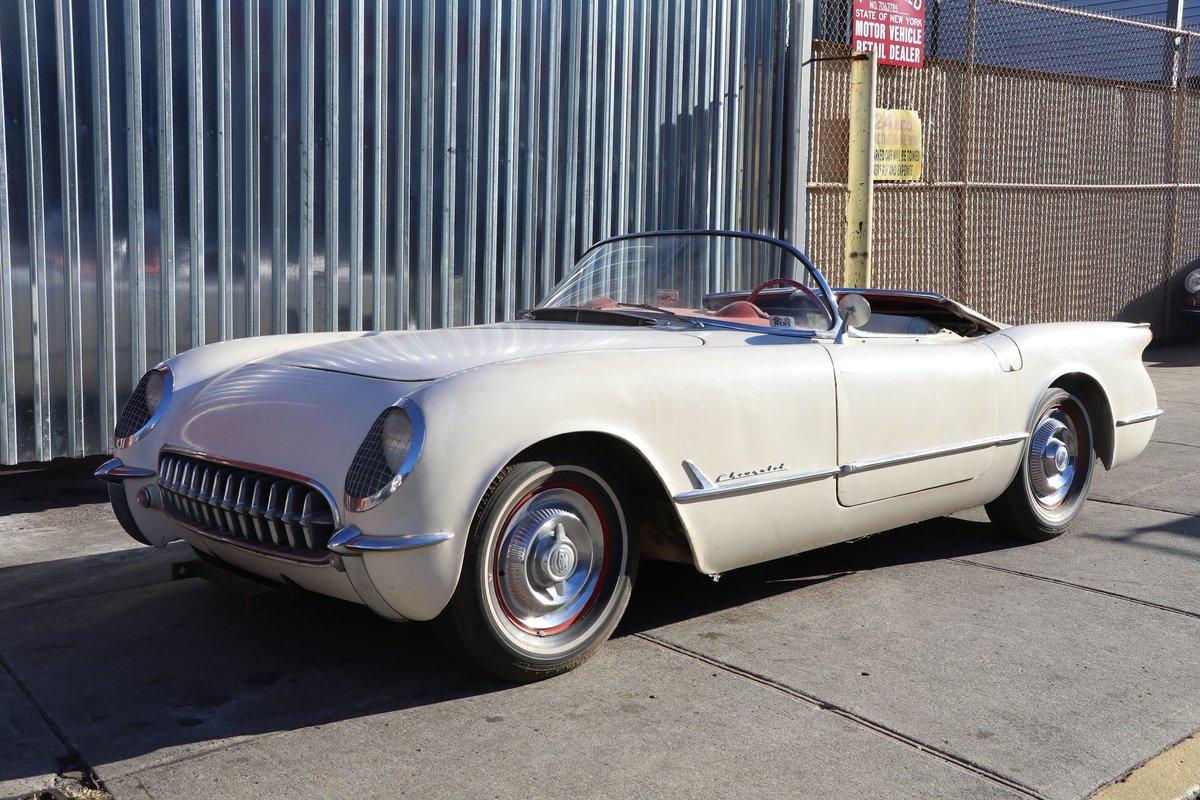 1954ChevroletCorvette #22638 For Sale (picture 1 of 5)