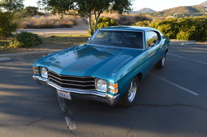 1971 Chevy Chevelle SOLD