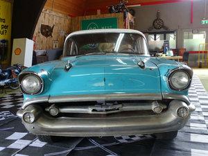 1957 Chevrolet Belair 2-Door Coupé *Herbst-/Winterprojekt* - '57 For Sale