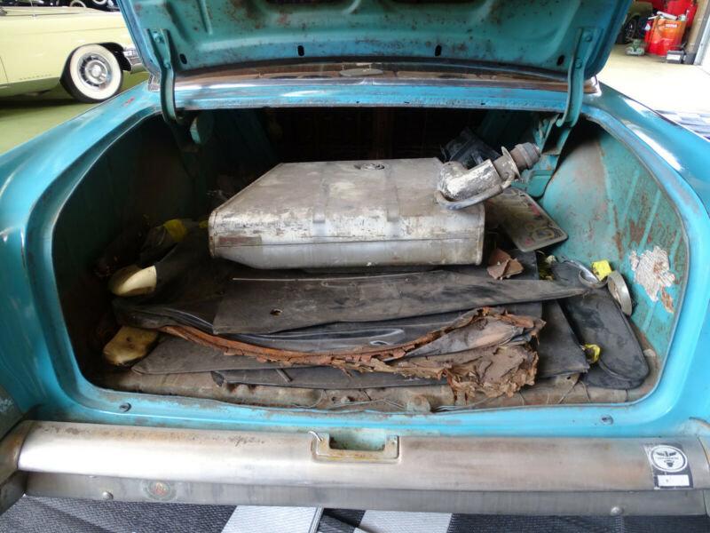 1957 Chevrolet Belair 2-Door Coupé *Herbst-/Winterprojekt* - '57 For Sale (picture 3 of 6)