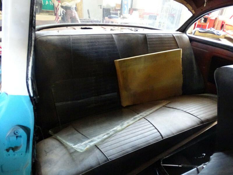 1957 Chevrolet Belair 2-Door Coupé *Herbst-/Winterprojekt* - '57 For Sale (picture 5 of 6)