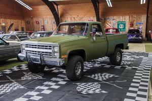 1984 Chevrolet K10 Pickup **Arizona-Import**Shortbed 4x4 For Sale