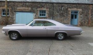1965 Impala SS  350 4 Speed Auto 2dr HT