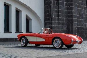 1956 Corvette C1 two tops frame off restored For Sale