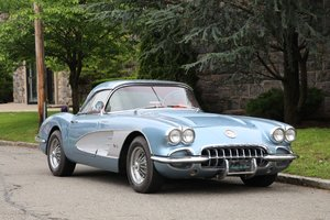 Rare and Extremely Collectible 1958 Chevrolet Corvette#22933 For Sale