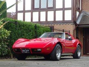 1976 Chevrolet Corvette Stingray For Sale by Auction