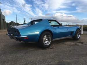 1973 Chevrolet Corvette Stingray Matching Numbers 350 Auto For Sale