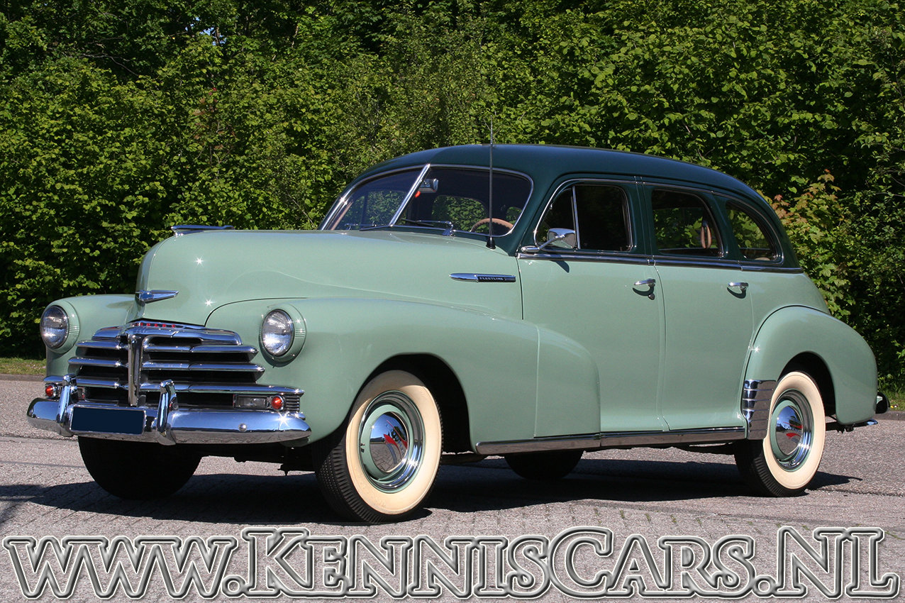 Chevrolet 1948 Fleetmaster Sedan  For Sale (picture 2 of 6)