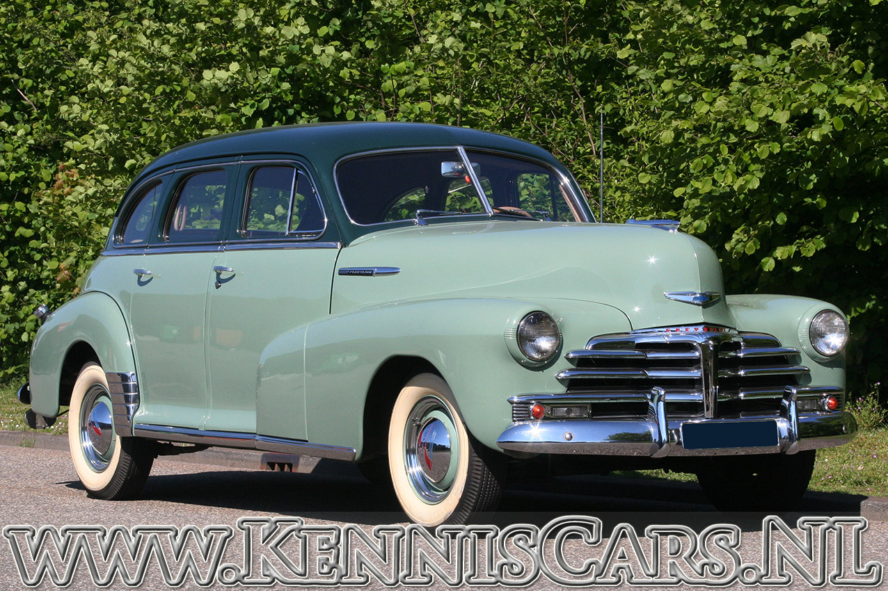 Chevrolet 1948 Fleetmaster Sedan  For Sale (picture 4 of 6)