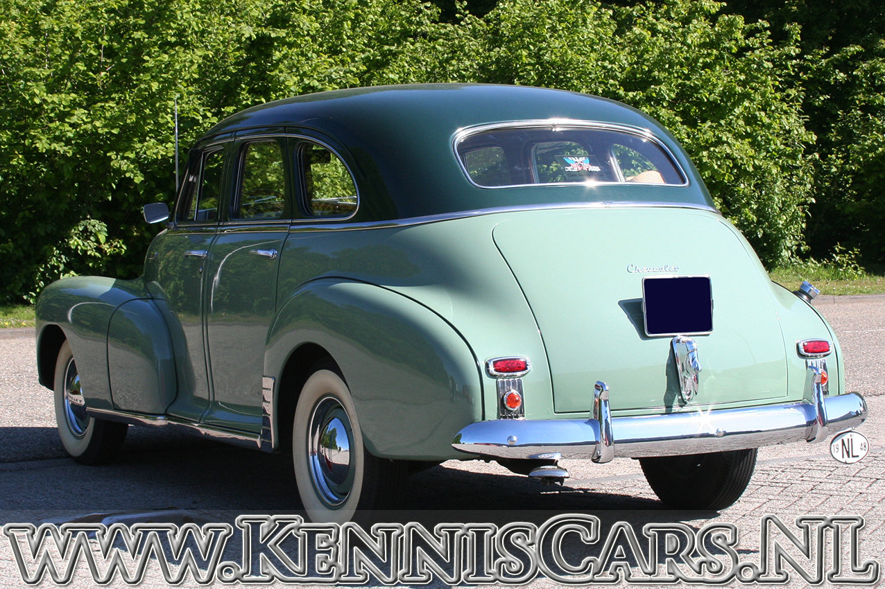 Chevrolet 1948 Fleetmaster Sedan  For Sale (picture 6 of 6)
