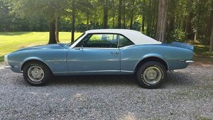 1968 Chevrolet Camaro RS/SS (Powhatan, Va) $49,999 obo For Sale