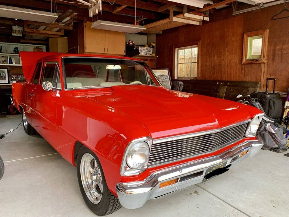 1966 Chevrolet Chevy II Nova (San Mateo, Ca) $49,900 obo For Sale (picture 1 of 6)
