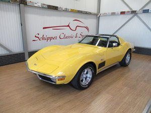 1971 Corvette C3 Stingray T top For Sale