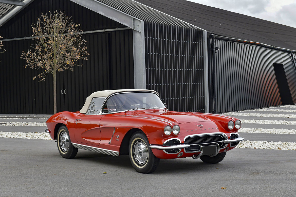 1962 Chevrolet Corvette C1,Highest scoring C1 judged by NCRS For Sale (picture 1 of 6)