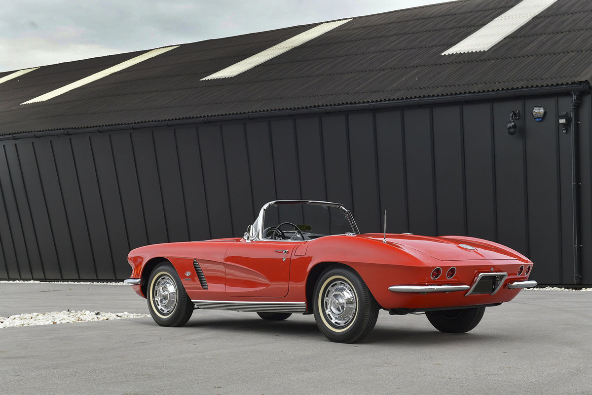 1962 Chevrolet Corvette C1,Highest scoring C1 judged by NCRS For Sale (picture 5 of 6)