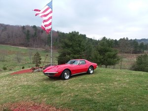 1972 Chevrolet Corvette (Willis, Va) $39,999 obo