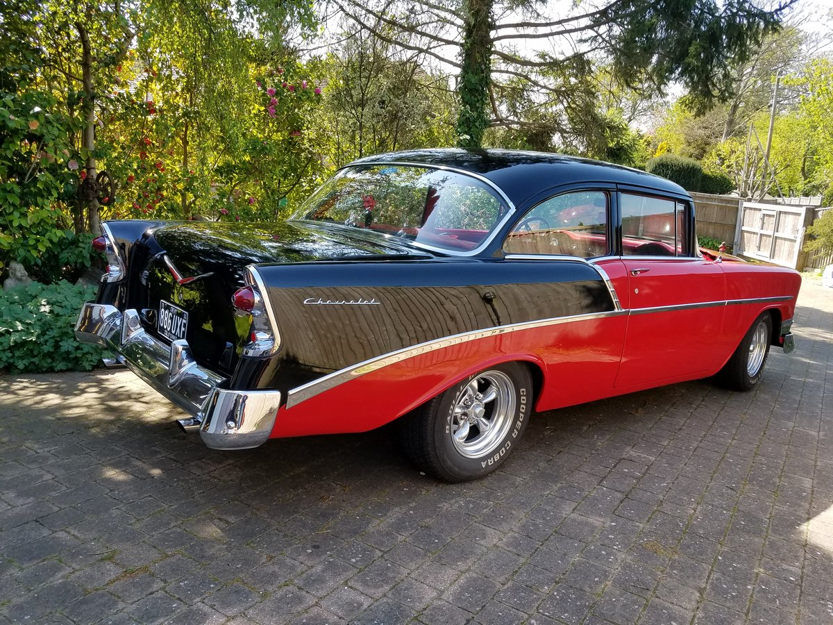 1956 Chevrolet 210 (Hotrod-Custom-Modified) SOLD (picture 5 of 6)