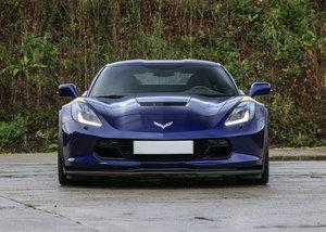 2017 Chevrolet Corvette Grand Sport (Z15) For Sale by Auction